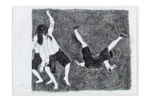 DANCE FLOOR STUDY, 2021